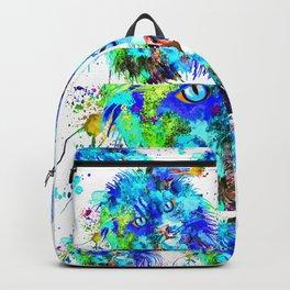 Persian Cat Backpack