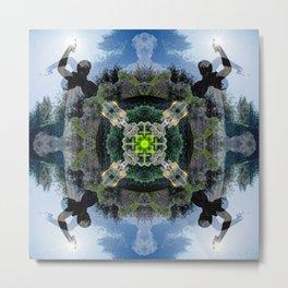 Tranquil: Giardino di Boboli Metal Print