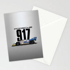 Marko, Lennep 1971 Spa - 917K Chassis 917-019 Stationery Cards