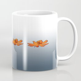 orange flowers ha noi Coffee Mug