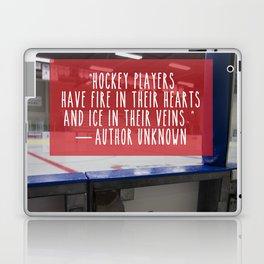 Hockey Passion Laptop & iPad Skin