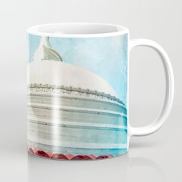 Buddha House Coffee Mug