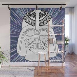 Darth Vader Mandala Wall Mural