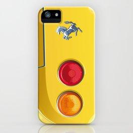 Ferrari Dino 246GT from 1970 iPhone Case