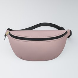 Grey and pink Fanny Pack