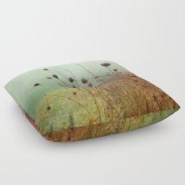 A Dense Fog Surrounded Her Floor Pillow