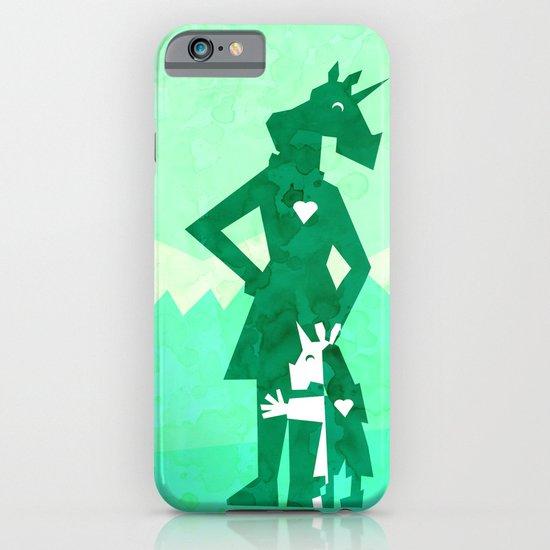 Happy Mother's Day Unicorn iPhone & iPod Case