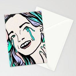 Pop Art - Quarter Life Crisis Stationery Cards