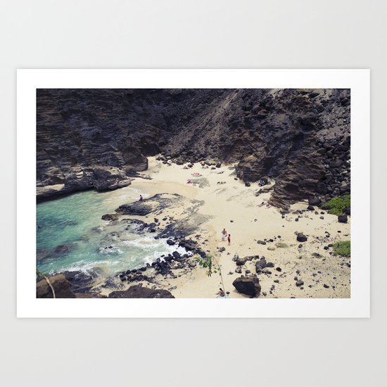 From Here to Eternity Art Print
