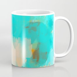 2 sided world Coffee Mug