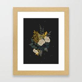Come November Framed Art Print
