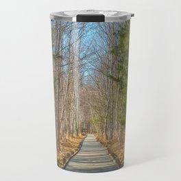 Jesup Boardwalk Trail Travel Mug