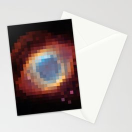 Galactic Squares #2 Stationery Cards