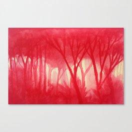 Memory Landscape 14 Canvas Print