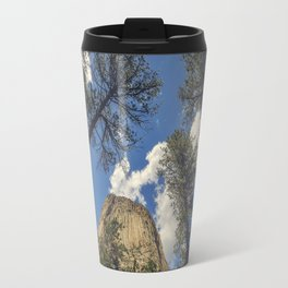 Close Encounters with Devils Tower Travel Mug
