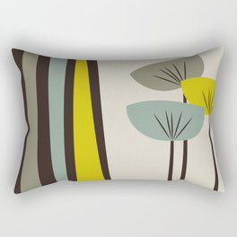 Retro Color 02 Rectangular Pillow