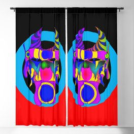 Thorny Blackout Curtain