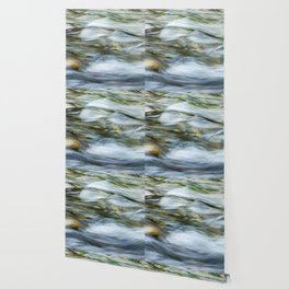 Flowing river Wallpaper