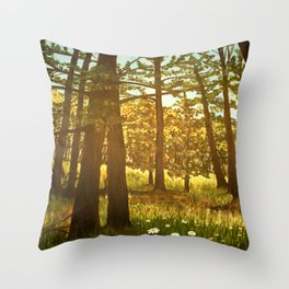 Autumn Greer Throw Pillow