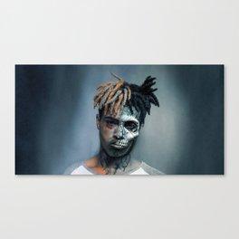 XXX-TENTACION Artwork Canvas Print