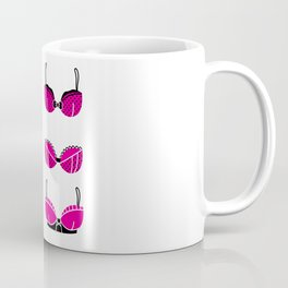New pink bra collection Coffee Mug