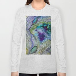 Where Mermaids Dream Long Sleeve T-shirt