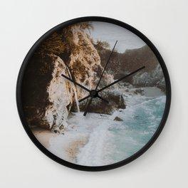 big sur ii / california Wall Clock