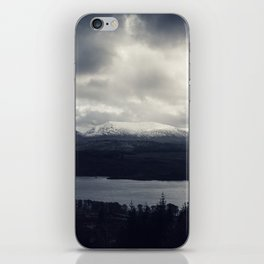 Late Winter in the Trossachs iPhone Skin