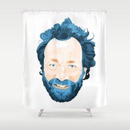 Gonz  Shower Curtain