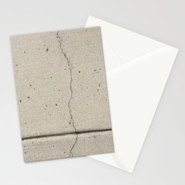 Real, Concrete, not Abstract Stationery Cards