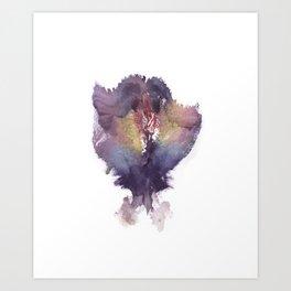 Verronica's Vulva Print No.2 Art Print