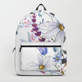 Wildflowers V Backpack