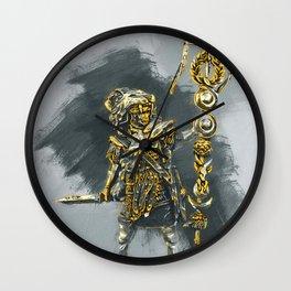 The Roman Legionary Wall Clock