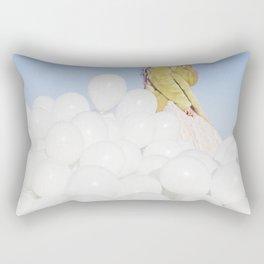 300 balloons Rectangular Pillow