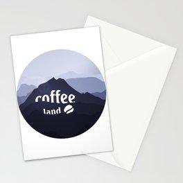 Coffee highland - I love Coffee Stationery Cards