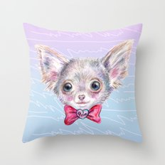 I am Rio!  Throw Pillow