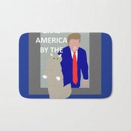 Grab America by the... Bath Mat