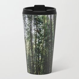 Undergrowth - Olympic National Park Travel Mug