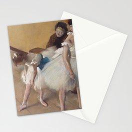 Edgar Degas - Dance Examination,1880 Stationery Cards