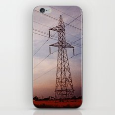 High Tension Poles  iPhone & iPod Skin