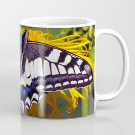 Dovetail Butterfly Coffee Mug