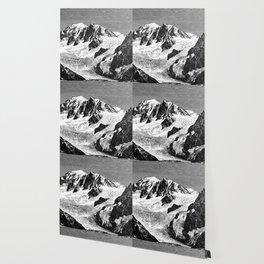 Existing Alpine Glacier Wallpaper