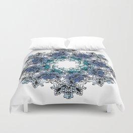 Indigo Bloom Portuguese Tiles – Braga Duvet Cover