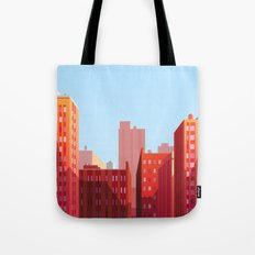 HOME CITY Tote Bag