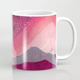 Scarlet Night Coffee Mug