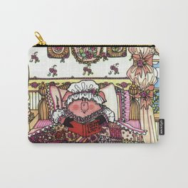 This Little Piggy Stayed Home Carry-All Pouch
