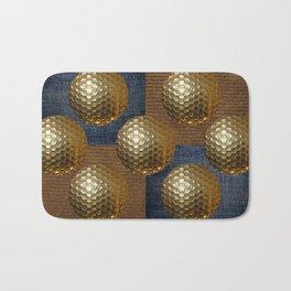 GOLD GOLF Bath Mat