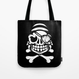 Jolly Pirate Tote Bag