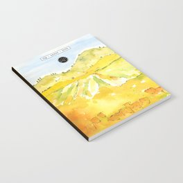 The Hills Are Alive Notebook