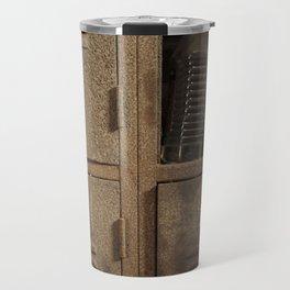Vintage lockers Travel Mug